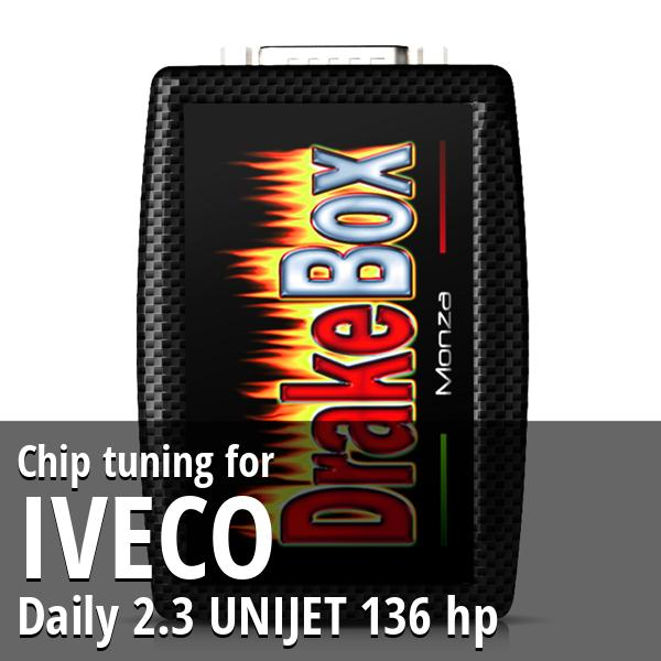 Chip tuning Iveco Daily 2.3 UNIJET 136 hp