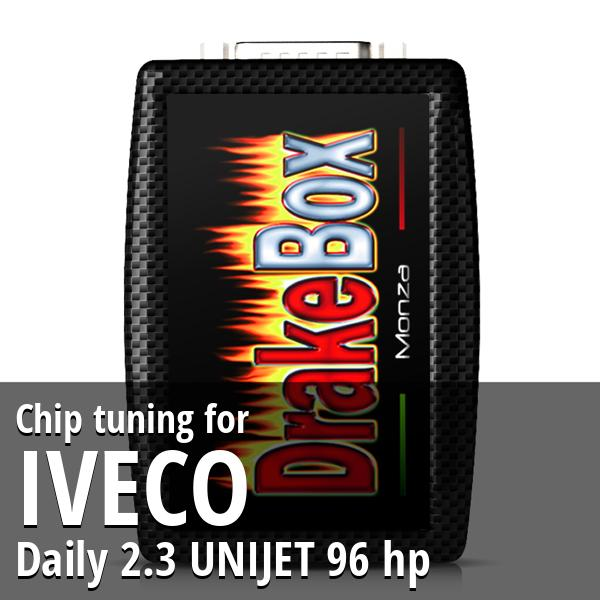 Chip tuning Iveco Daily 2.3 UNIJET 96 hp
